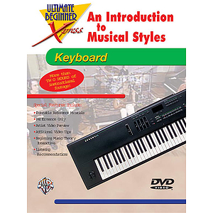 Introduction To Musical Styles For Keyboard UBXpress (DVD)