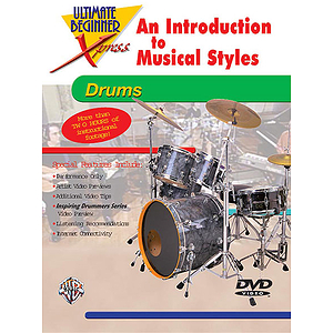Introduction To Musical Styles For Drum Ub Xpress (DVD)