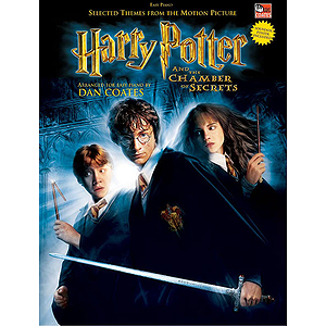 Harry Potter And The Chamber Of Secrets Selected Themes Fromthe Motion Picture