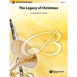 Legacy Of Christmas (Bullock)