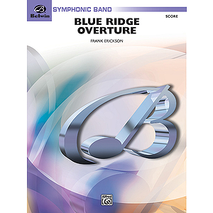 Blue Ridge  Conductor's Score