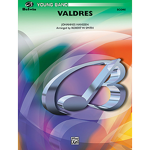 Valdres  Conductor's Score