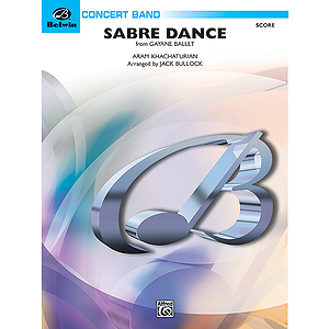 Sabre Dance  Conductor's Score
