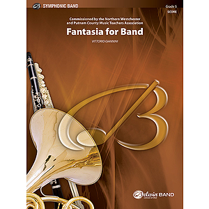 Fantasia For Band CS