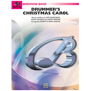 Drummer&#039;s Christmas Carol