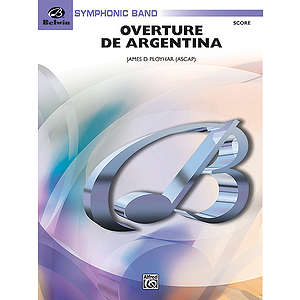 Verture De Argentina  Conductor's Score