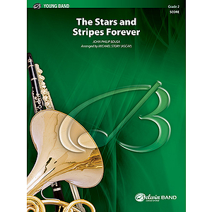 Stars And Stripes Forever  Conductor's Score