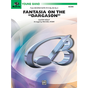 Fantasia On The 'Dargason'  Conductor's Score