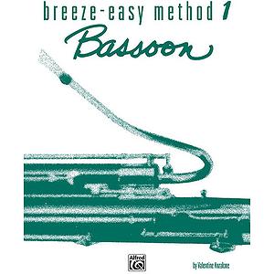 Breeze-Easy Method For Bassoon