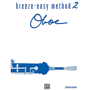 Breeze-Easy Method For Oboe Book II