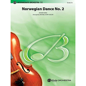 Norwegian Dance No. 2