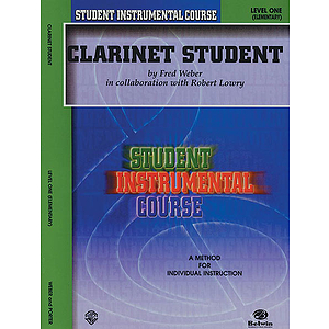 Clarinet Student Level I