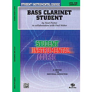 Bass Clarinet Student Level I