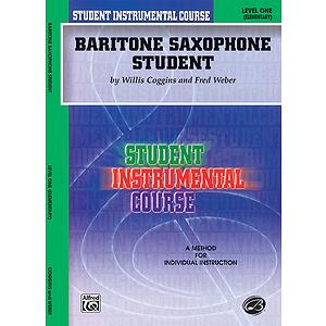 Baritone Saxophone Student Level I