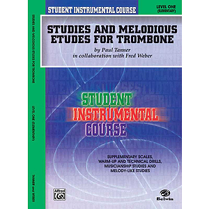 Studies And Melodious Etudes For Trombone Level I