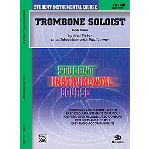 Trombone Soloist Level 1 Solo Part