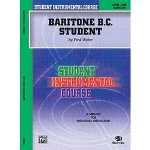 Baritone B.c. Student Level I