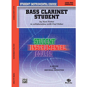 Bass Clarinet Student Level II