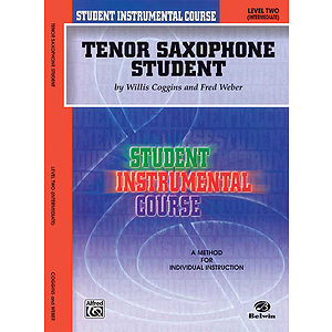 Tenor Saxophone Student Level II