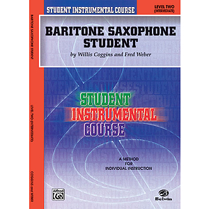 Baritone Saxophone Student Level II