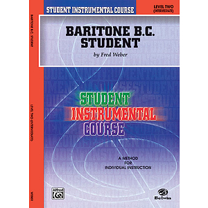 Baritone B.c. Student Level II