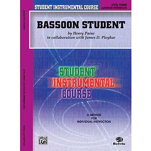 Bassoon Student Level III