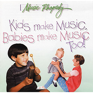 Kids Make Music Babies Make Music CD (Contains Most Songs From The Book)