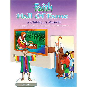 Faith Hall Of Fame Book (Unison/Two-Part)