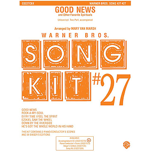Song Kit #27: Good News (Unison/Two-Part)