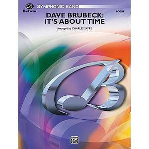 Dave Brubeck: It&#039;s About Time