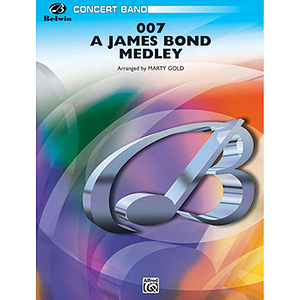 007  A James Bond Medley