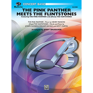 Pink Panther Meets The Flintstones