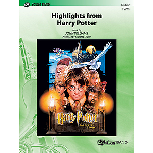 Harry Potter-Highlights From