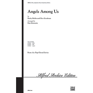 Angels Among Us (Satb) Schmutte