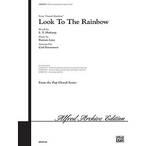 Look To The Rainbow