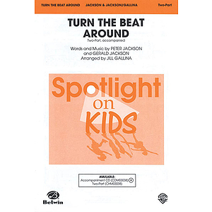 Turn The Beat Around 2pt Arr Jill Gallina