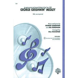 George Gershwin Medley (Ssa)