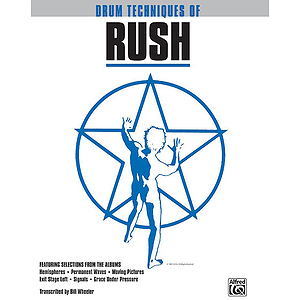 Rush Drum Techniques Of
