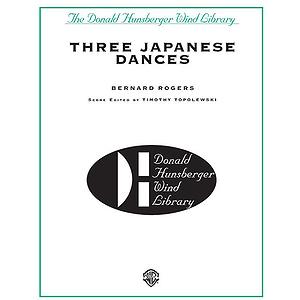 Three Japanese Dances