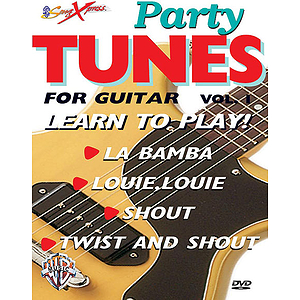 Party Tunes Volume 1 Songxpress (DVD)