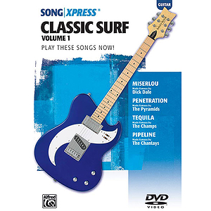 Classic Surf Volume 1 Songxpress (DVD)