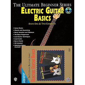 Electric Guitar Basics Megapak Ultimate Beginner Series