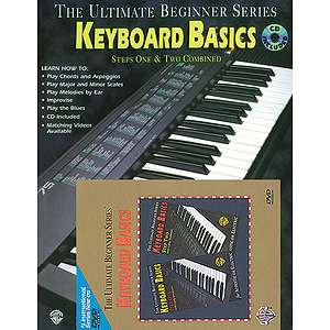 Keyboard Basics Megapak Ultimate Beginner Series