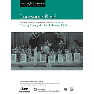 Essential Jazz Editions Set #3: Music Of The 30's  Lonesome Road (Conductor's Score)