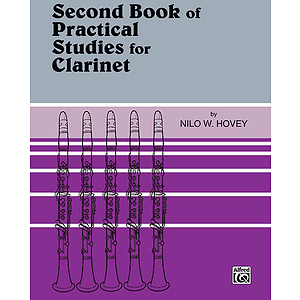 Practical Studies For Clarinet Book II