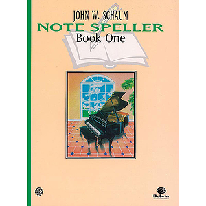 Note Speller Book One (Revised)