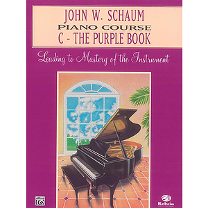 Piano Course C The Purple Book (Revised)