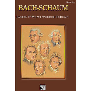 Bach Schaum Book One