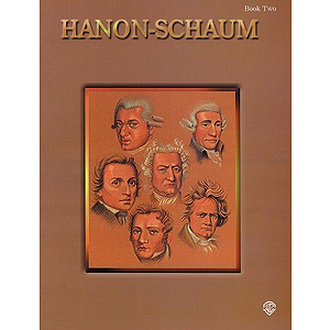 Hanon-Schaum Book Two The Virtouso Pianist Part 2