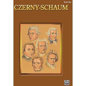 Czerny Schaum Book One